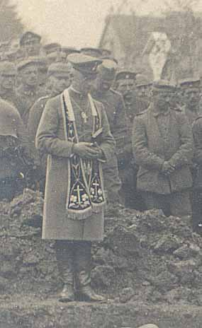 German Chaplain 1916