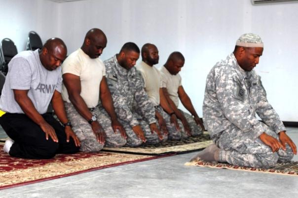 Muslim Chaplain Raheem