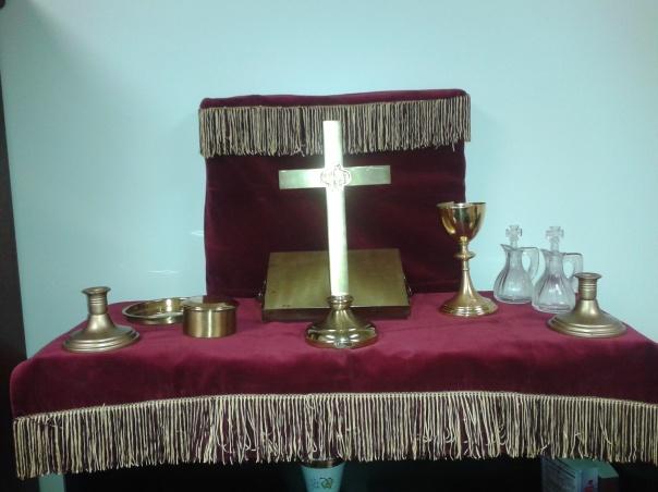 Protestant Chaplain Kit 1962