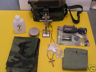 Army Chap Kit-Orthodox
