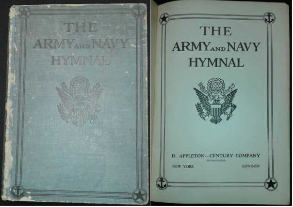 Army and Navy Hymnal, 1920-1925