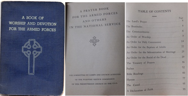 Prayer Book of Worship and Devotion for the Armed Forces