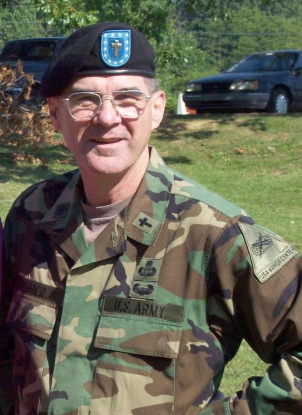 chaplain (ltc) gerald bebber 1st atb