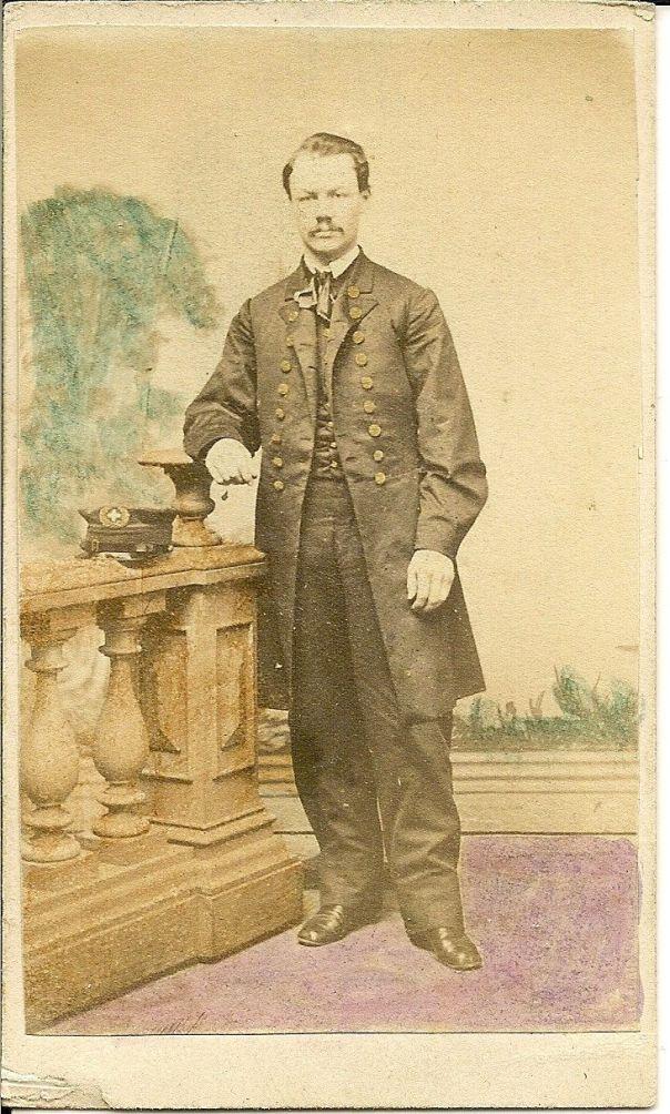 Union Civil War Chaplain