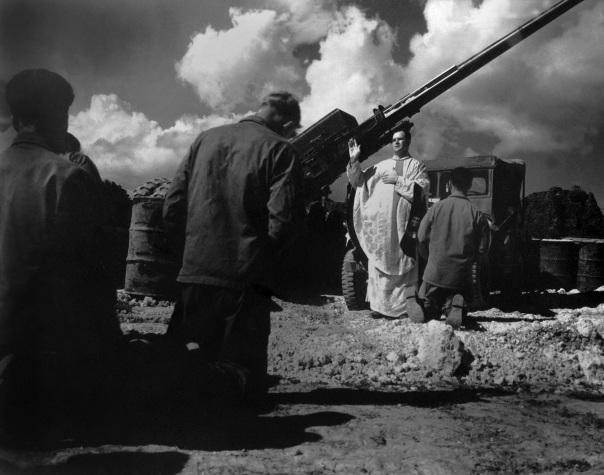 Chaplain Dennis Murphy-Okinawa-1951