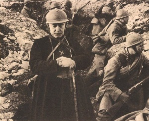 WW1 French Chaplain