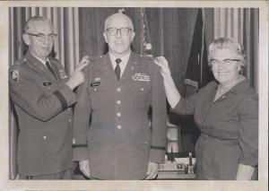 Chaplain Lyle Robinson