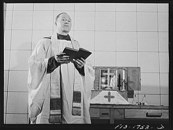Chaplain P.S. Hall