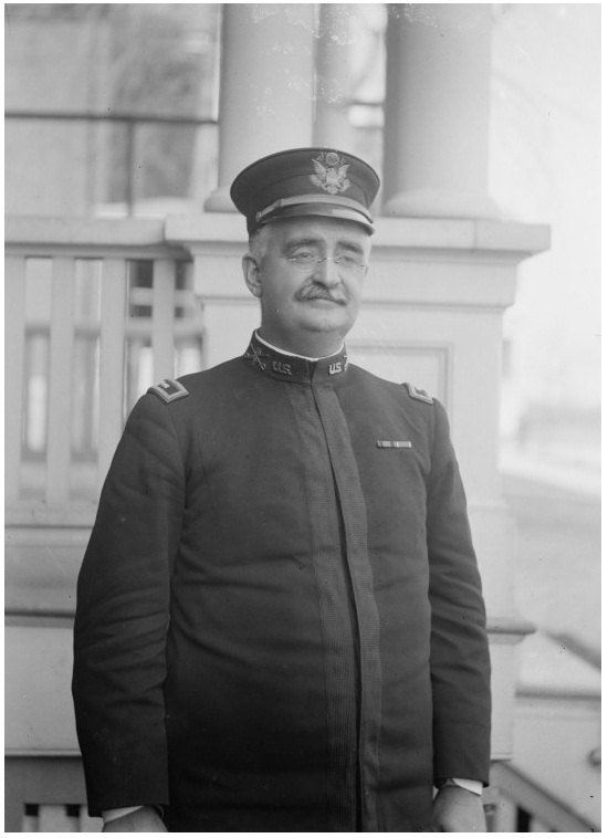 Chaplain William W. Brander