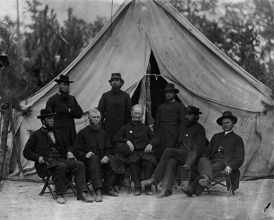 Civil War chaplains
