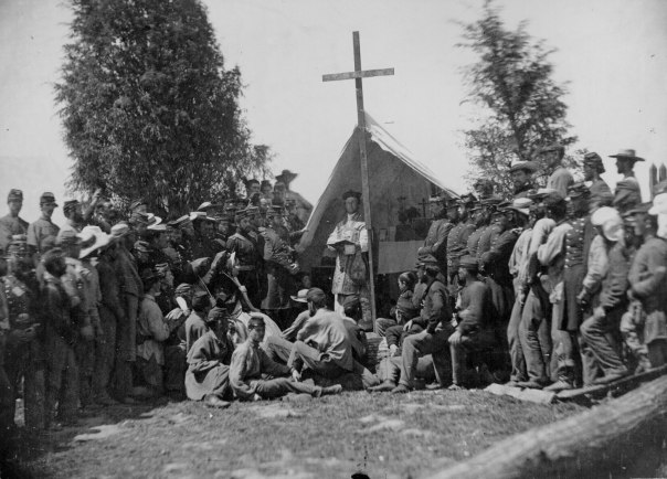 Civil War Worship Service
