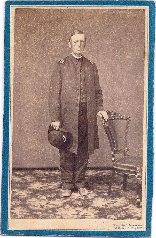 CW Union Chaplain