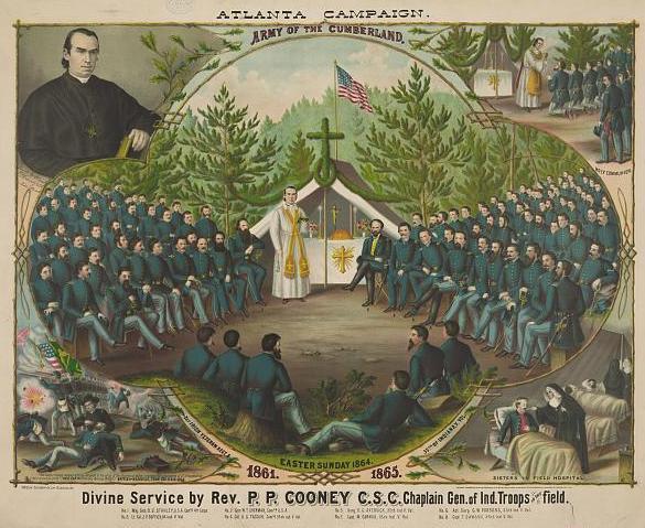Chaplain Peter Paul Cooney
