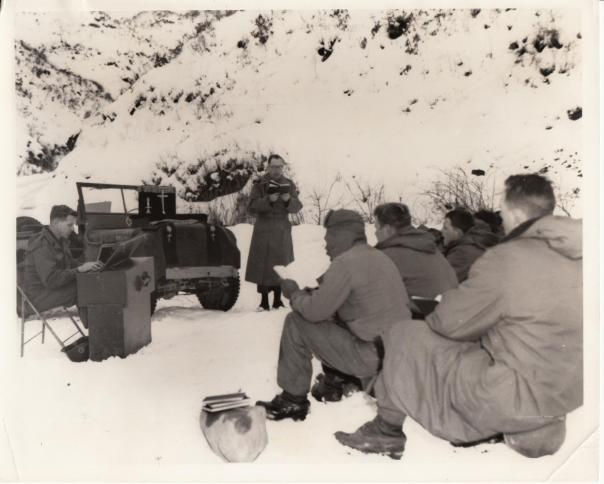 Korean War Chaplain