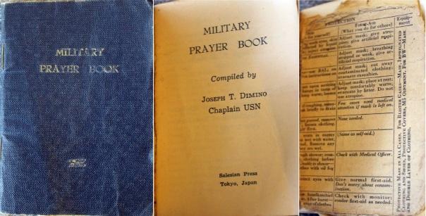 Military Prayer Book 1960