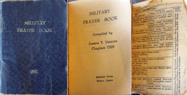 Military Prayer Book 1960