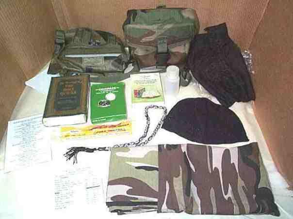 Muslim Chaplain Kit