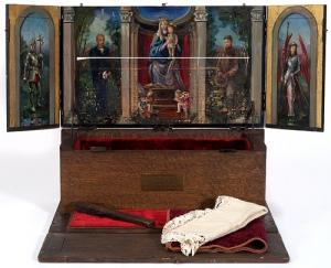 Metcalf Portable altar