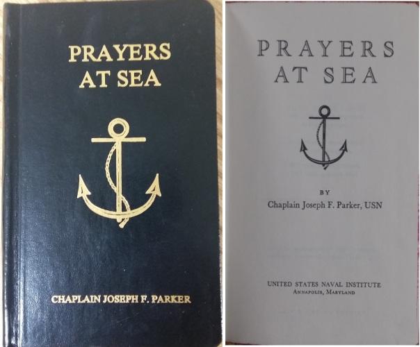 Prayers at Sea - Joseph Parker
