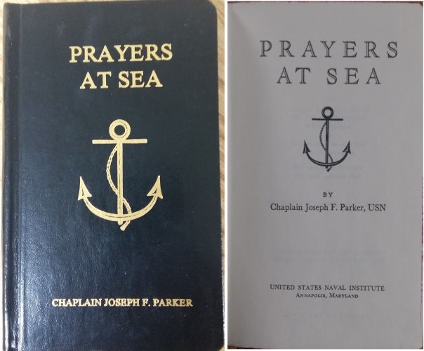 Prayers at Sea - Joseph Parker