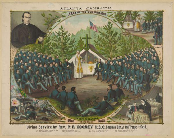 Chaplain Cooney