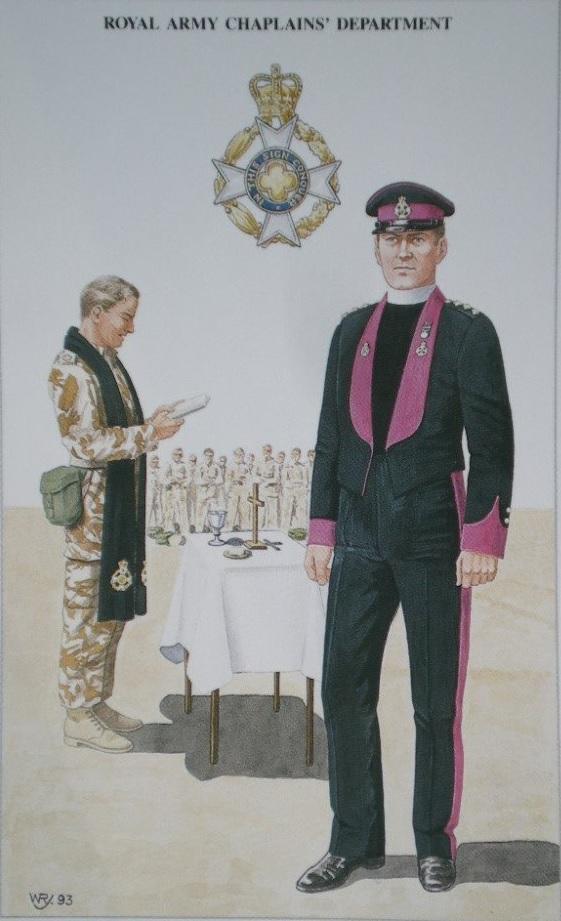 British Chaplain