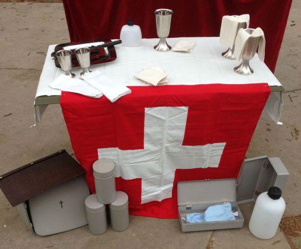 Swiss Chaplain Kit
