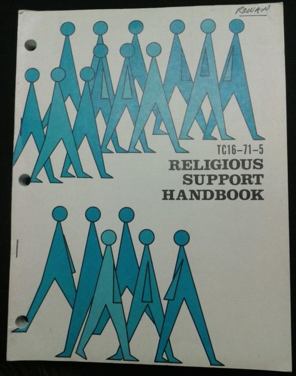 TC 16-71-5 Religious Support Handbook, 1978