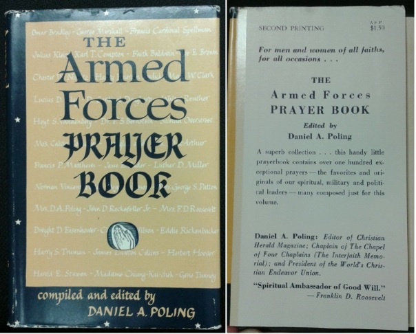 The Armed Forces Prayer Book, 1951