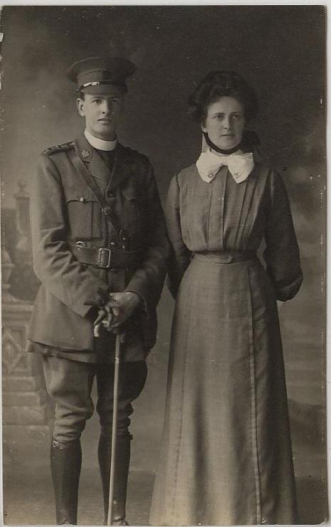 WW1 British Chaplain
