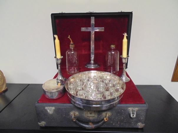 World War 2 Era Chaplain Kit