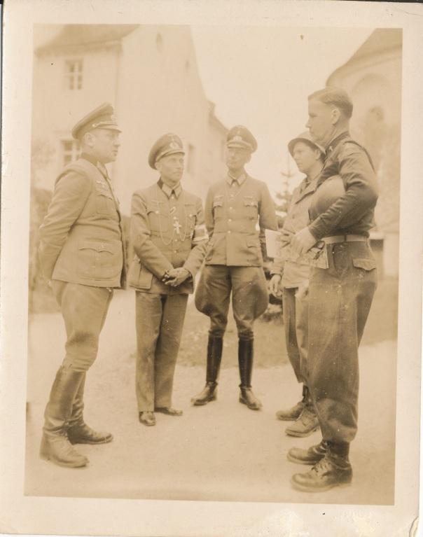 WW2 German Chief of Chaplain