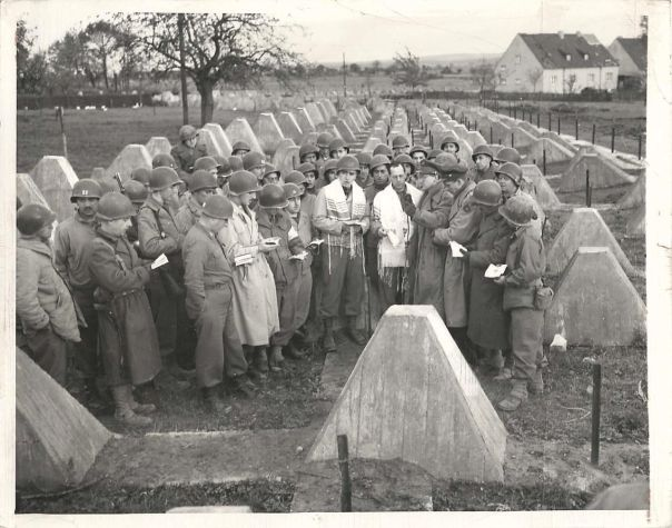 Siegfried Line Jewish Worship
