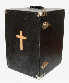 WW2 Chaplain Kit- Transport Ship