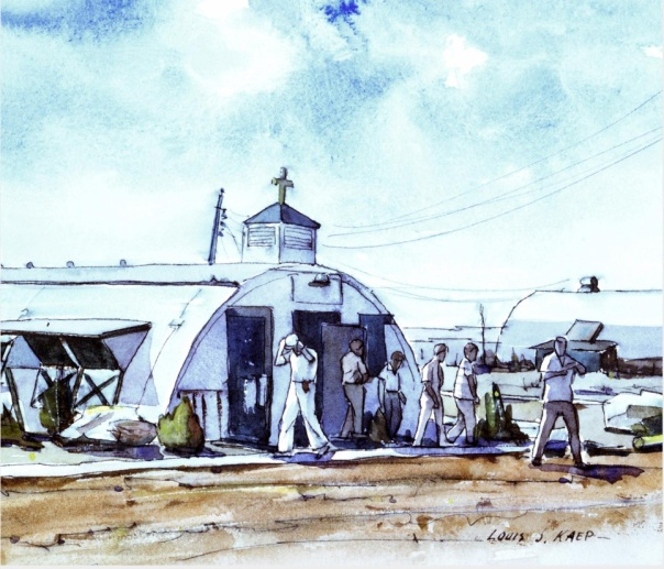 Chapel-Okinawa-Camp Kubasaki-Seabee Chapel