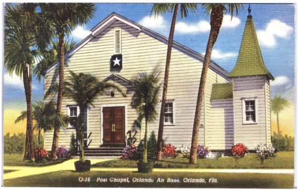 chapel-orlando air base