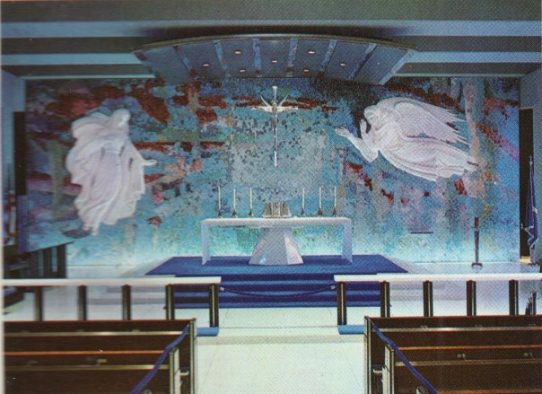 USAFA Cadet Chapel