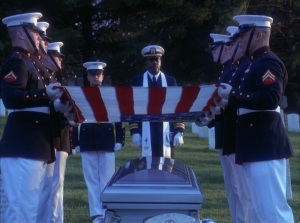 The West Wing Navy Chaplain at Arlington