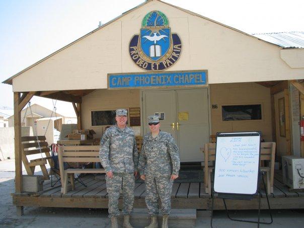 Chapel-Afghanistan-Kabul-Camp Phoenix