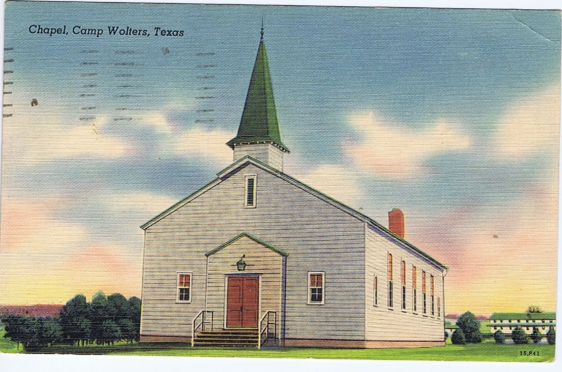 Chapel-Camp Wolters TX