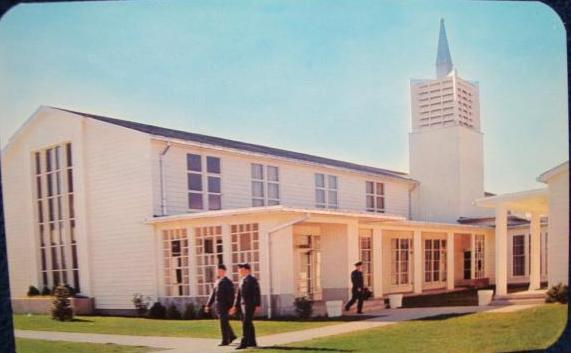 Dover AF Base Chapel