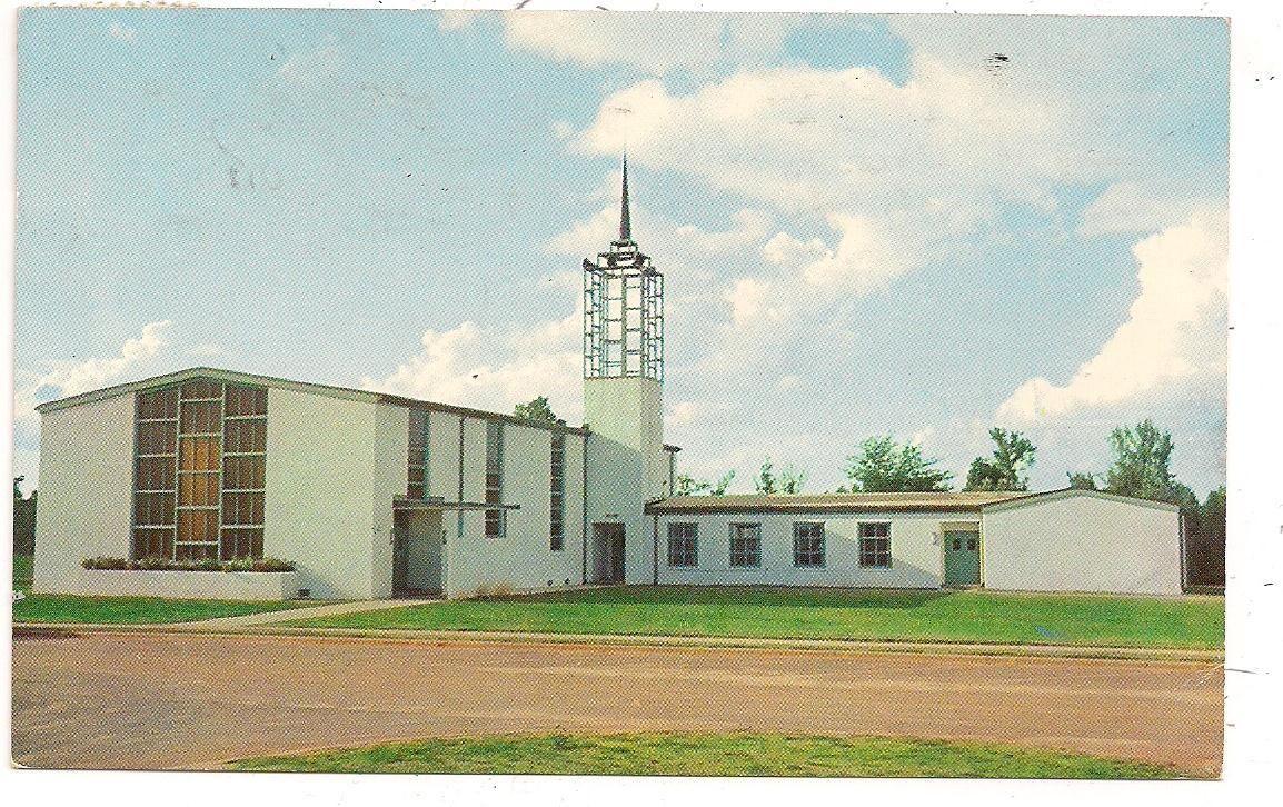 Chapel-Fort Benning-Troop Command Chapel-Infantry School