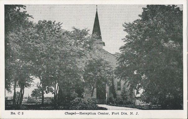 Chapel-Fort Dix