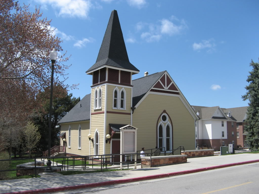 Chapel-Fort-Douglas