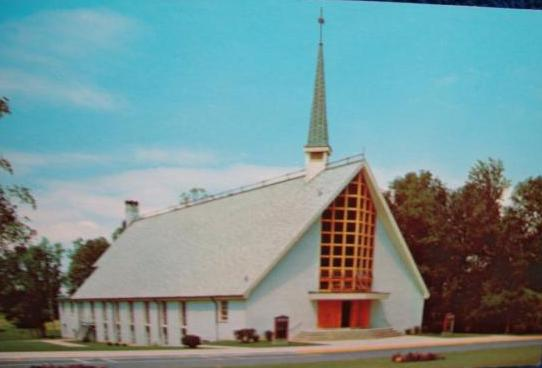 Fort Knox modern Chapel