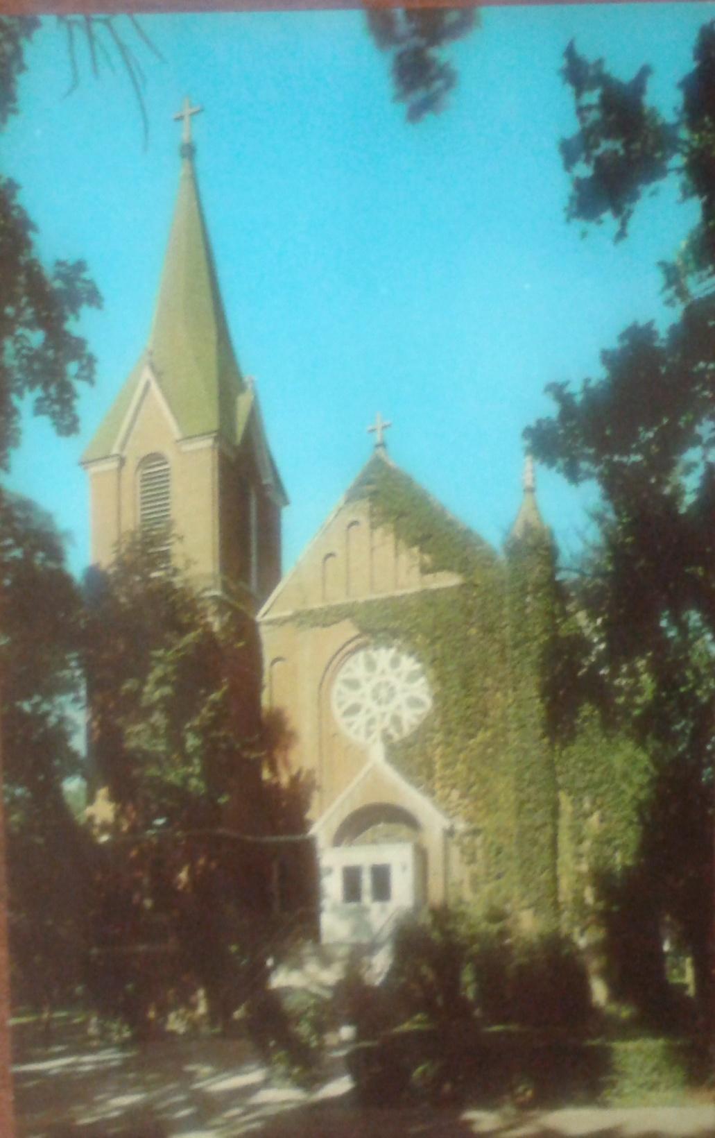 Chapel-Fort Leavenworth-Catholic Chapel