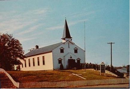 Chapel-Fort Leonard Wood-Infantry Chapel