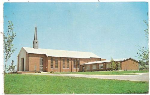 Post Chapel-Fort Leonard Wood-