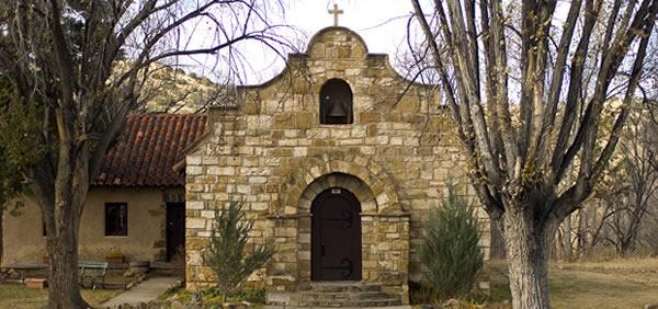 Chapel-Fort-Stanton