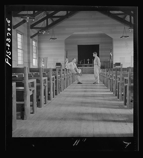 Fort Belvoir Chapel